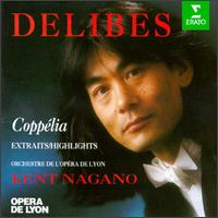 Delibes: Copp�lia (Highlights) - Anton Kholodenko (viola); Lyon National Opera Orchestra