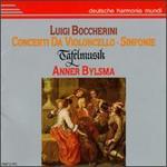 Luigi Boccherini: Concerti Da Violoncello & Sinfonie