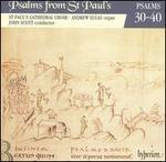 Psalms from St. Paul's, Vol. 3: Psalms 30-40