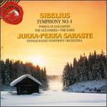 Sibelius: Symphony No. 4; Pohjola's Daughter; The Oceanides; The Bard