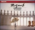 Mozart: Serenades for Orchestra (Philips Complete Mozart Edition, Vol. 3)