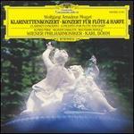 Mozart: Klarinettenkonzert; Konzert fnr Fl�te & Harfe