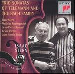 Trio Sonatas of Telemann and the Bach Family