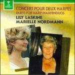 Concert Pour Deux Harpes (Duets For Harp)