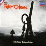 Britten-Peter Grimes / Pears · C. Watson · Pease · Brannigan · J. Watson · Elms · Studholme · Kells · R. Nilsson · Lanigan · G. Evans · D. Kelly · Roh Covent Garden · Britten