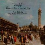 Antonio Vivaldi Recorder Concertos
