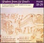Psalms from St. Paul's, Vol. 2: Psalms 18-29