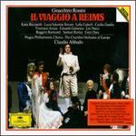 Rossini-Il Viaggio a Reims / Ricciarelli, Valentini-Terrani, Cuberli, Gasdia, Araiza, E. Gimenez, Nucci, Raimondi, Ramey, Dara; Abbado