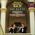 Wilhelm Friedemann Bach: Six Duets