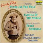 Peter Schickele: Sneaky Pete and The Wolf; Camille Saint-Sadns: Carnival of the Animals