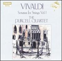 Vivaldi: Sonatas for Strings, Vol. 1 - Elizabeth Wallfisch (violin); Purcell Quartet