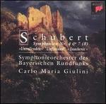 "Schubert: Symphonien Nr. 4 & 7 (8) ""Unvollendete"""