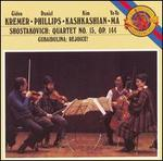 Dmitri Shostakovich: String Quartet No. 15, Op. 144 / Sofia Gubaidulina: Rejoice! for Violin & Cello-Gidon Kremer / Daniel Phillips / Kim Kashkashian / Yo-Yo Ma