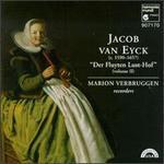 Van Eyck: Der Fluyten Lust-Hof, Vol. 2