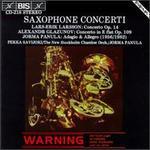 Saxophone Concerti