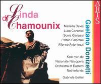 Donizetti: Linda di Chamounix - Alfonso Antoniozzi (vocals); Boguslaw Fiksinski (vocals); Francesca Provisionato (vocals); Luca Canonici (vocals);...