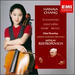 Han-Na Chang plays Tchaikovsky, Camille Saint-Sadns, Gabriel FaurT & Max Bruch