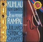 Kuhlau: Flute Quintets, Op. 51, Nos. 1-3