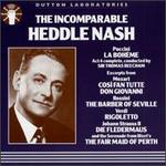 The Incomparable Heddle Nash