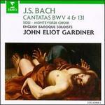 Bach: Cantatas, BWV 4 & BWV 131