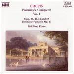 Chopin: Polonaises (Complete), Vol. 1