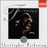 The Artistry of Christopher Parkening - Christopher Parkening (guitar)