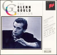 Liszt: Piano Transcriptions of Beethoven's Symphonies Nos. 5 & 6 (First Movement) - Glenn Gould (piano)