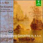 Bach: BWV Nos. 1049, 1050, 1051 & 1059