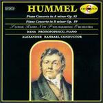 Hummel: Op. Nos. 85 & 89