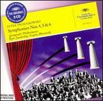 Tchaikovsky: Symphonies Nos. 4, 5 & 6
