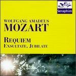 Mozart: Requiem, K.626 / Exsultate Jubilate, K.165