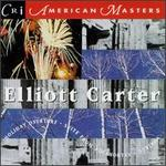 Carter: Holiday Overture/Suite From Pocahontas/Syringa