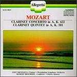 Mozart: Clarinet Quintet; Clarinet Concerto