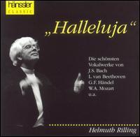 Halleluja - Stuttgart Bach Collegium; Frankfurter Kantorei (choir, chorus); G�chinger Kantorei Stuttgart (choir, chorus);...