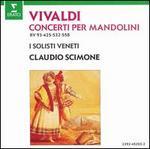 Vivaldi: Concerti per Mandolini