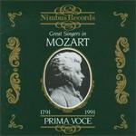 Great Singers in Mozart