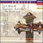 J. S. Bach: Cantatas 82, 159 & 170