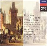 Dvor�k: The 3 Great Symphonies