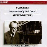 Schubert: Impromptus, Opp. 90 & 142 - Alfred Brendel (piano)