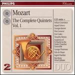Mozart: Complete Quintets, Vol. 1