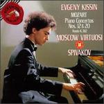 Mozart: Piano Concertos Nos. 12 & 20