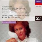 Joseph Canteloube: Chants d'Auvergne; Villa-Lobos: Bachianas Brasileiras No. 5