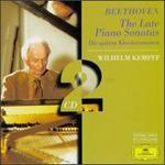 Beethoven: The Late Piano Sonatas