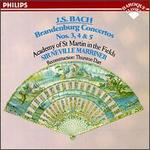 Bach: Brandenburg Concerti 3, 4, 5