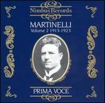 Martinelli, Vol. 2: 1913-1923