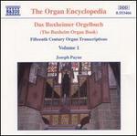 The Organ Encyclopedia-Volume 1
