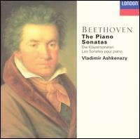 Beethoven: The Piano Sonatas - Vladimir Ashkenazy (piano)