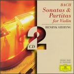 Bach: Sonatas & Partitas for Solo Violin