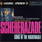 Nikolay Rimsky-Korsakov: Scheherazade; Igor Stravinsky: Song of the Nightingale