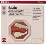 Haydn: Violin Concerto 1, 3, 4, Violin & Harpsichord 6, Cello Concerto 1, 2